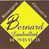 Logo Boulangerie Pâtisserie Bernard à Lanslevillard, en Savoie