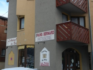 Magasin Les pains Bernard à Lanslevillard