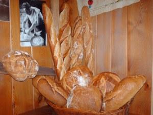 pains de la boulangerie bernard de val cenis