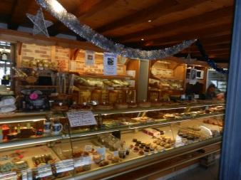 vitrine boulangerie pâtisserie bernard